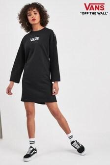 Vans Logo Sweater Dress