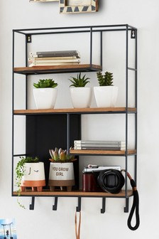 Large Contemporary Shelf