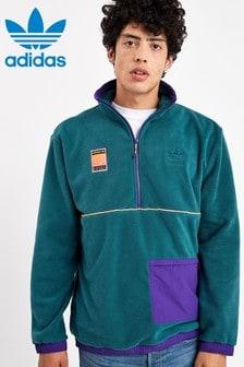 Топ с цветной отделкой adidas Originals Adiplore