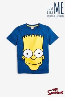 Bart Simpson T-Shirt (גילאי 5 עד 16)
