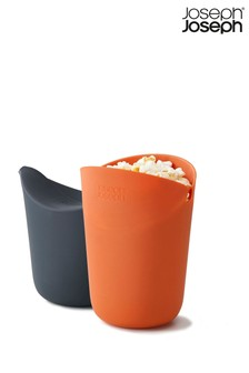 Set of 2 Joseph Joseph M-Cuisine Single Serve Popcorn Set