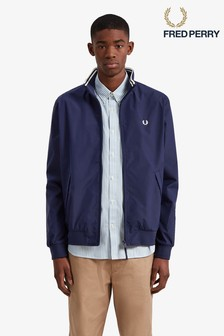 Fred Perry Navy Brentham Jacket