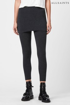 All Saints Raffi Leggings mit Rock