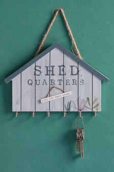 Father's Day Shed Quarters Hanging Decoration
