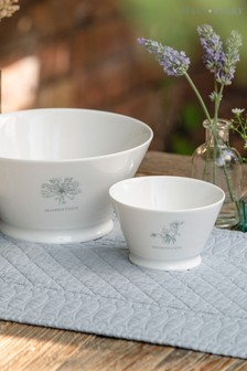 Mary Berry Garden Honeysuckle Small Serving Bowl