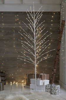 220 LED 6ft Twig Tree