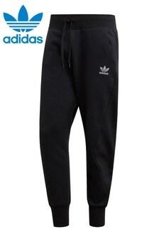 Čierne tepláky adidas Originals V Day