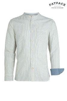 FatFace Ecru Grasmere Stripe Shirt