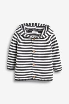 Stripe Cardigan (0mths-2yrs)
