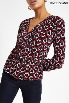 806356d743b4bb Buy Women s tops Tops Tshirts Tshirts Riverisland Riverisland from ...