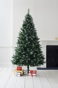 300 LED Scandinavian Spruce 7ft Christmas Tree