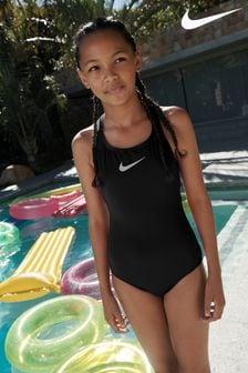 Nike Black Hydrastar Swimsuit