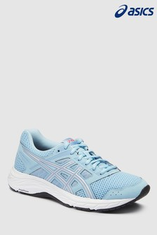 Asics Blue Contend 5 Trainer