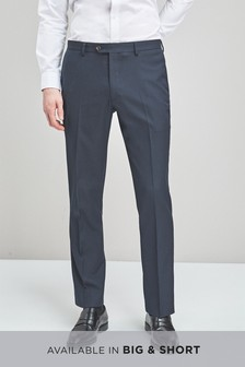 1de685d91 Buy Men's trousers Formal Formal Regular Regular Blue Blue Trousers ...