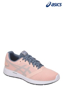 Asics Pink/White Patriot 10 Trainer