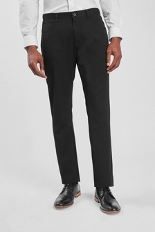 Twill Jean Style Trousers