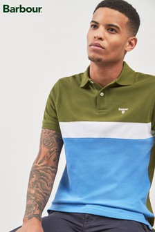 Barbour® Gill Panel Polo
