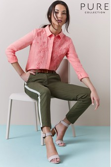 Pure Collection Linen Shirt