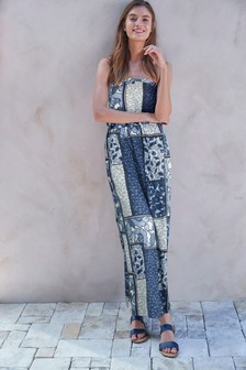 Boobtube Maxi Dress