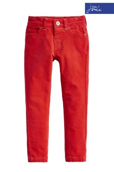 Joules Red Jett Trouser