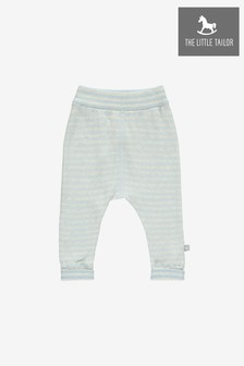 The Little Tailor Blue Baby Knitted Pant