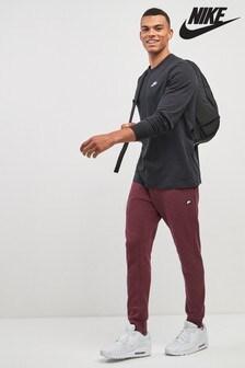 Nike Maroon Optic Jogger