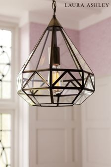 Laura Ashley Zaria Lantern Pendant Ceiling Light