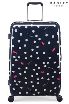 Radley Vintage Dog Dot Suitcase Large ad8d266887