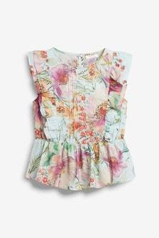 Floral Print Blouse (3-16yrs)