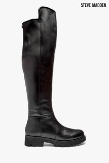 Steve Madden Hypp Faux Fur Lined Tall Boots