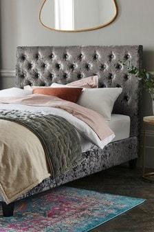 Paris Crystal Bed