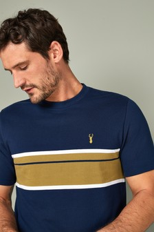 Pique Block T-Shirt