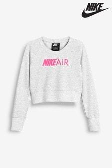 Nike Sportswear Long Sleeved Cropped Crew