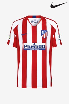 Nike Red Atletico Madrid Football Club 2019/20 Jersey