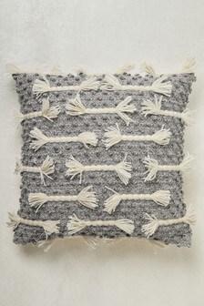 Tassel Tufted Cushion