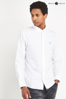 Pretty Green Sterling Oxford Shirt