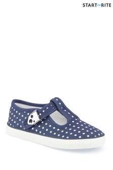 Start-Rite Blue Jitterbug Shoe