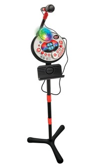 VTech Kidi Super Star® Light Show Black