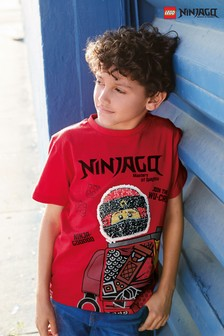 LEGO® Ninjago® Sequin Change T-Shirt (4-12yrs)