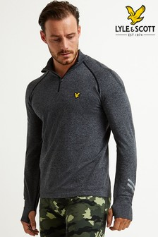 Lyle & Scott Sport Seamless Run Mid Layer