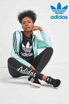 adidas Originals Black Logo Tights