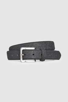 Metallic Effect Belt