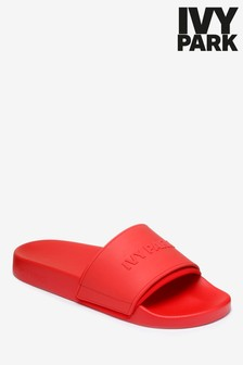 Ivy Park Embossed Slider