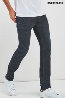 Diesel® Black Washed 087AU Thommer Skinny Fit Jean