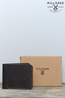 Millshed Made In England Bifold Leather Wallet