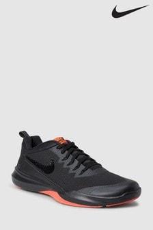 Zapatillas Legend en negro/rojo Gym de Nike