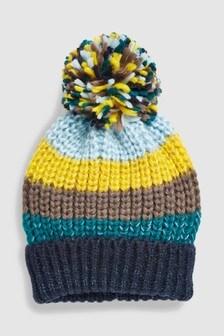 99db73e98fb Buy Women s accessories Accessories Pompom Pompom Yellow Yellow Hats ...
