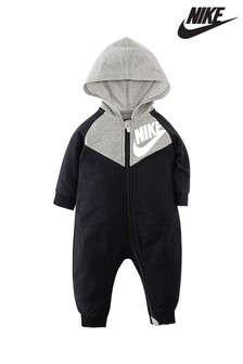 Nike Baby Black All-In-One