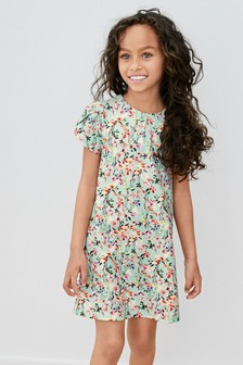 2019 Latest Design Next Baby Girl 3-6m Beautiful Ditsy Floral Design Summer Dress Great Condition! Dresses Girls' Clothing (newborn-5t)