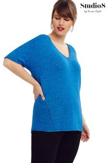 Studio 8 Blue Laura Jumper